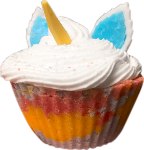 BathBomb-UnicornCupcake