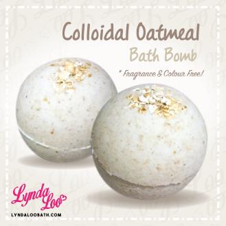 BathBomb-ColloidalOatmeal