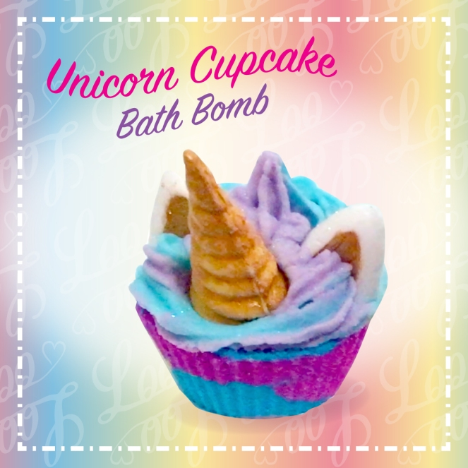 BathBomb-UnicornCupcake